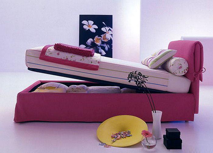 Μονό κρεβάτι Magik - zacharopoulos.gr